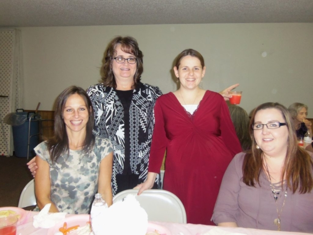 ladies in fellowship together pics