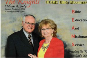 delmas and judy knight